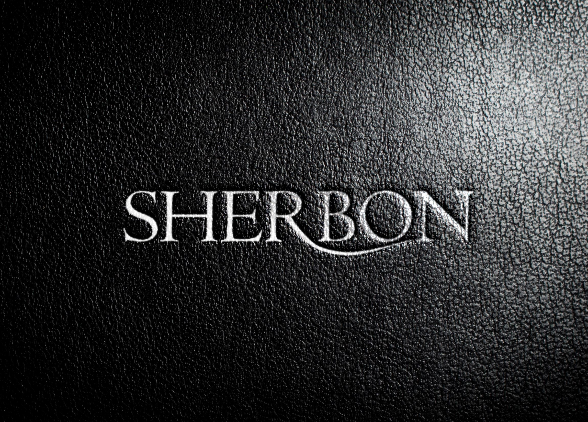 Sherbon logo presentation (Custom clothes brand)